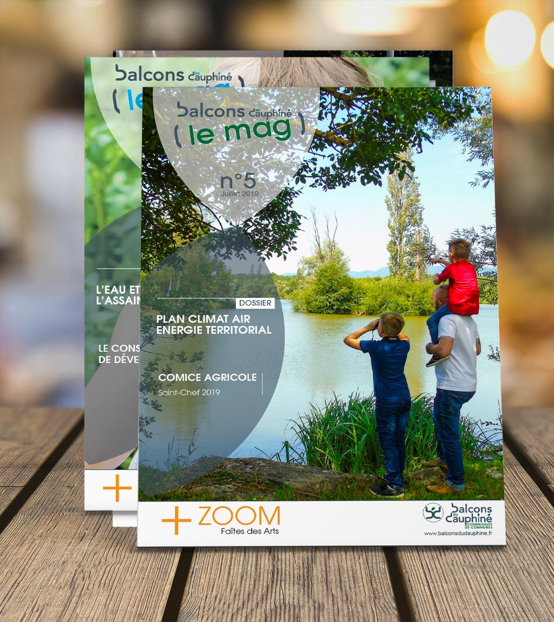 Magazine de communautés de communes